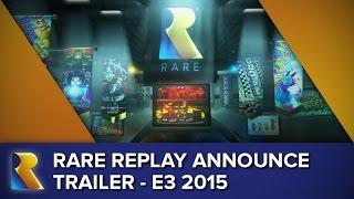 Rare Replay Announce Trailer - E3 2015