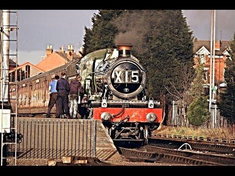 SVR - 'Santa Steam Specials' Kidderminster - 20/12/15