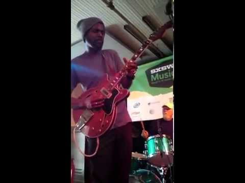 Gary Clark Jr. SXSW Austin  Grammatico Kingsville amp