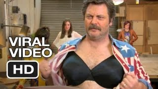 Somebody Up There Likes Me Viral Video (2013) - Nick Offerman Movie HD