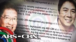 TV Patrol: ABS-CBN releases decision on Willie