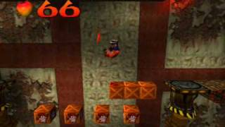 DM's Guide: Crash Bandicoot 1 - Castle Machinery (Clear Gem)