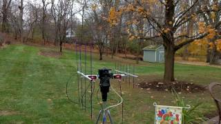 Chasing the Satellites - Amateur radio SSB sat work
