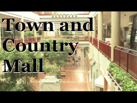 town and country mall houston final days before demolition in 2004 youtube. Black Bedroom Furniture Sets. Home Design Ideas