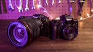 Canon EOS RP - More Than a Full Frame M50? (Review & Comparison)