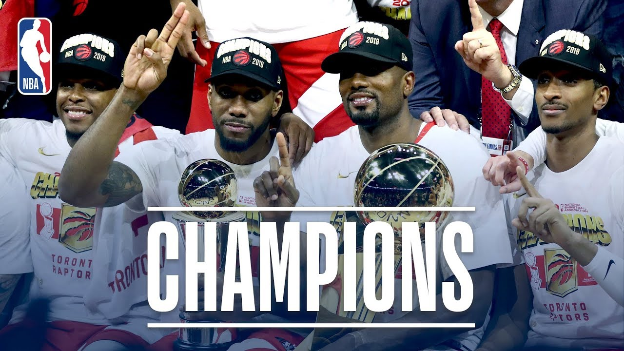NBA Finals 2019: Toronto Raptors win first NBA title with 114-110 victory over Golden State