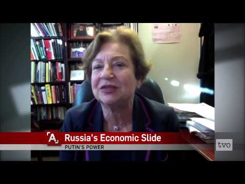 Russia's Economic Slide