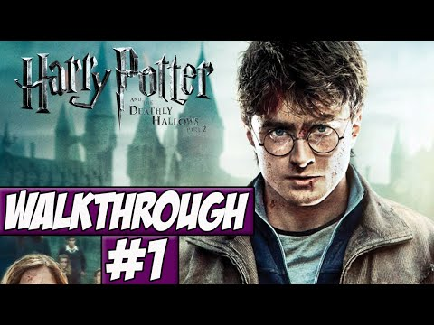 Harry Potter And The Deathly Hallows Part 2 Walkthrough Ep.1 w/Angel - You Asked For It!