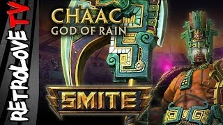 "Smite - Chaac Gameplay - "" Complet ... un peu trop """