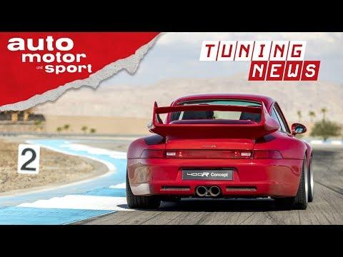 Gunther Werks 400R: Der 450.000€-Elfer - TUNING-NEWS |auto motor & sport