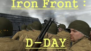 "Iron Front : D-Day DLC - ""D-Day mission"""
