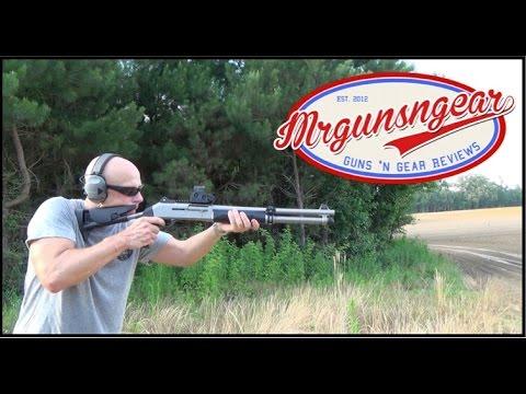 How To Clean & Lubricate A Benelli M4 12ga Shotgun (HD)