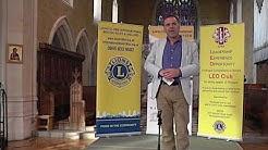 Talk by Professor Niall Ferguson