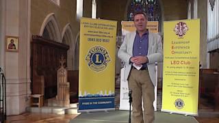 Talk by Professor Niall Ferguson thumbnail
