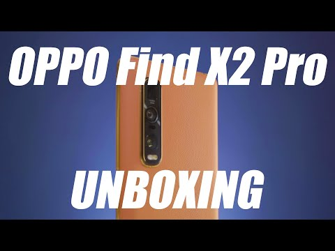 Pandaily Exclusive: OPPO Find X2 Pro UNBOXING