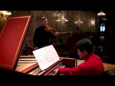 Iamus Computer -- Nasciturus, for viola d'amore and harpsichord