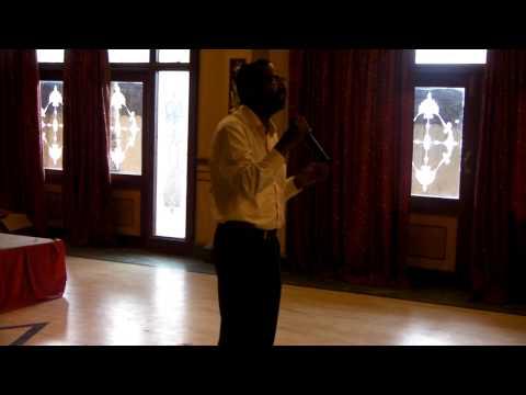 Prof KB (Mech 1985) - Speech at Annamalai 85 Reunion