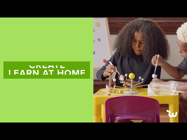 Life At Home: Solar System