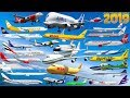 GTA V: 2019 New Year's Day Best Every Airplanes Extreme Longer Crash and Fail Compilation