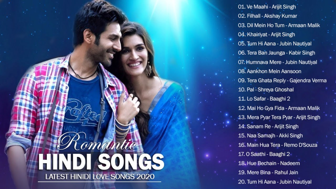 Romantic Hindi Songs Collection 2020 // Best Bollywood Romantic Songs // Indian Songs -JUKEBOX 2020