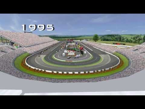NR2003 - NASCAR Track Evolutions (Martinsville)
