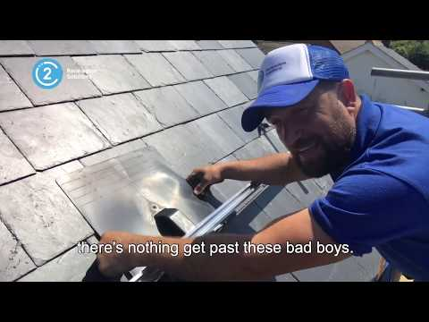 """""""How do you install solar panels to the roof?"""" -C2 Renewable Solutions"""