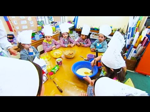 Portugal's eco-schools: Teaching food sustainability & nutrition (Learning World: S5E33, 2/3)
