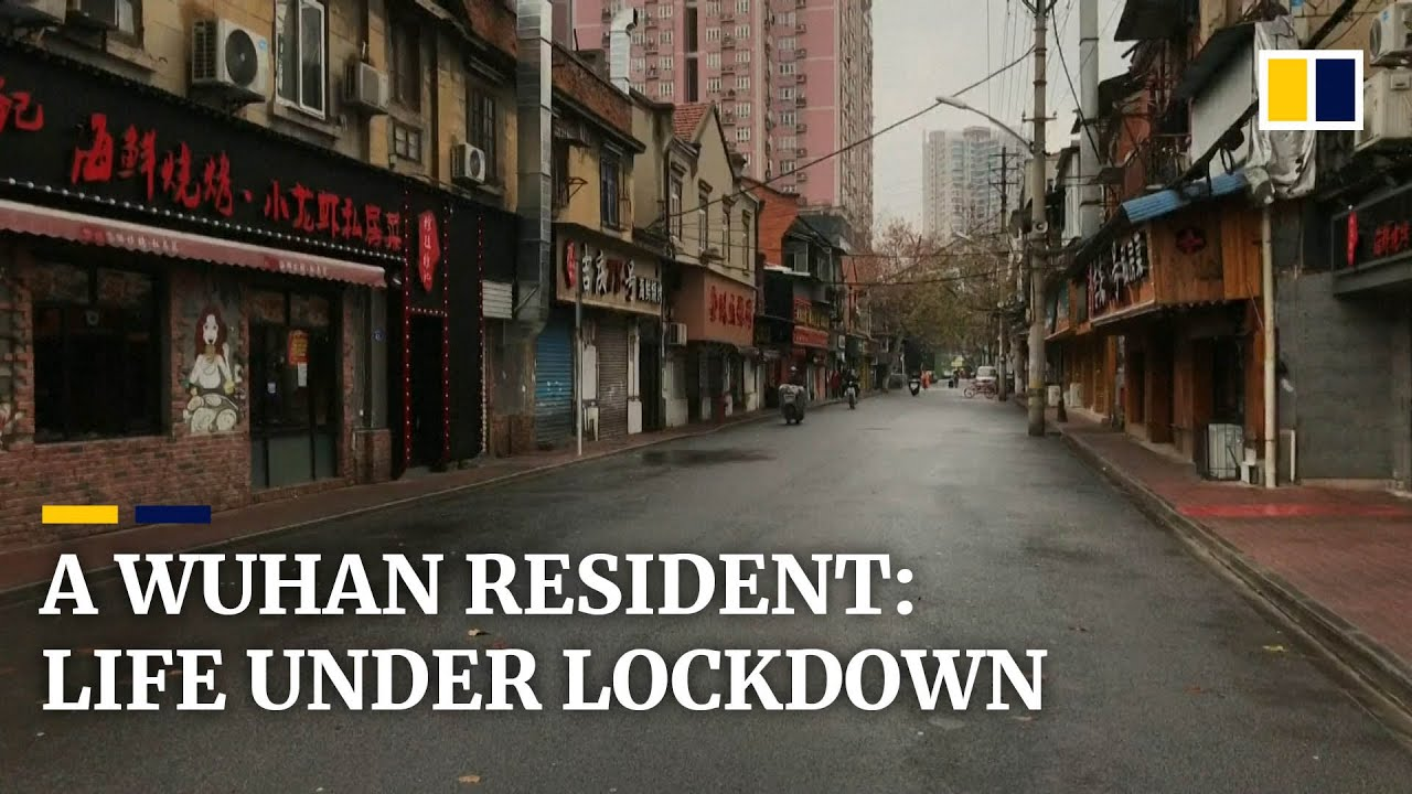 We speak to a resident inside Wuhan, the epicentre of the ...