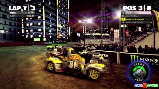 DiRT Showdown Gameplay Xbox360 HD (GodGames Preview)