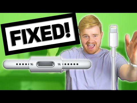 How To Fix An iPhone That Won't Charge 2019