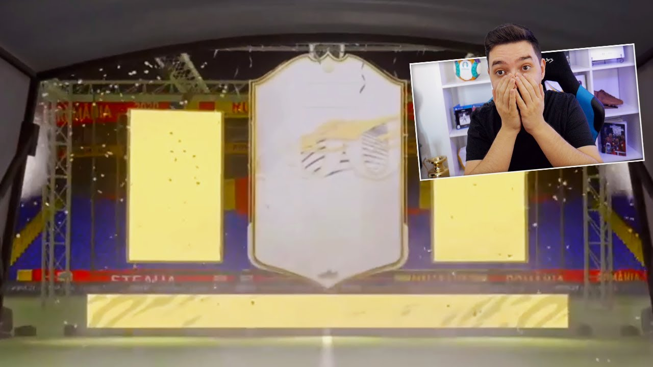 AM DESCHIS UN BASE ICON PACK !!! FIFA 21 ROMANIA PACK OPENING !!!