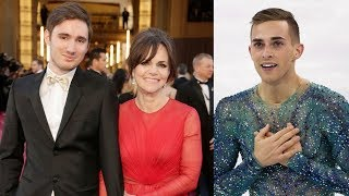 Sally Field's son apologizes to Adam Rippon over setup attempt - 247 News