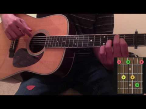 Ryan Adams Haunted House Chords and Tutorial
