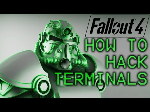 How to Hack Terminals in Fallout 4