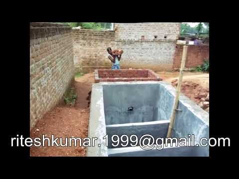 Best Septic Tank & absorbing tank.