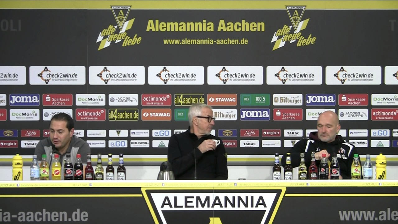 Pressekonferenz Köln