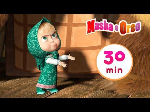 Masha E Orso - 🧺 Giorno Di Bucato 🧼🛁  Сollezione 9 🎬 30 Min