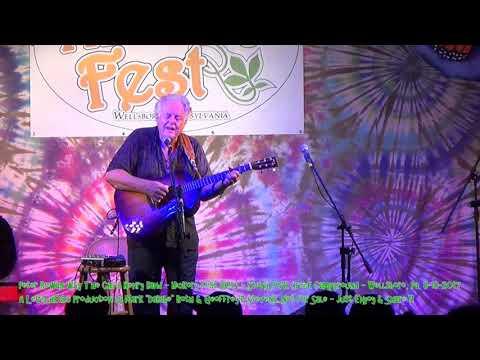 Peter Rowan wsg  Chris Henry & The Hardcore Grass - Hickory Fest 2017....8-18-2017