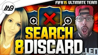 SEARCH AND DESTROY DISCARD FIFA With FANGS!