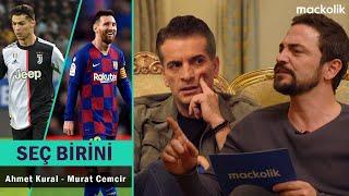 Ahmet Kural ve Murat Cemcir Seç Birinide Premier Lig mi? NBA mi?