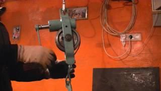 Ручна лебідка відновлення / Ручная лебедка восстановления / Hand winches restoration(Купив та відновив ручну лебідку на прийом металобрухту, батькові на подарунок. Цікаві речі люди здатні..., 2014-12-31T19:15:20.000Z)