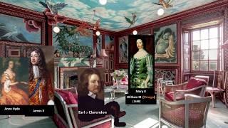 Restoration 1660 Charles II Earl of Clarendon George Monck