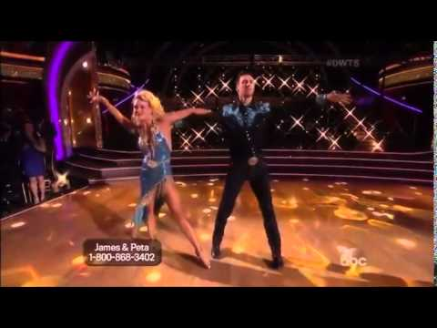 James Maslow and Peta Murgatroyd Dancing with the Stars 2 from YouTube · Duration:  3 minutes 11 seconds