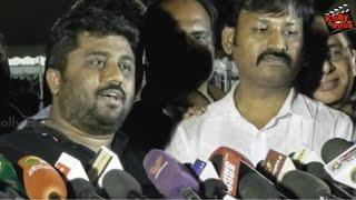 Gnanavel Raja Speech at ProducerCouncil Election
