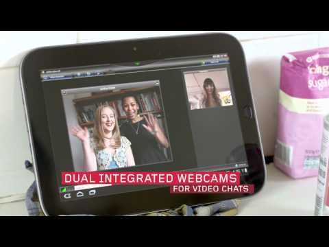 Stay Social: Lenovo IdeaPad K1 Tablet