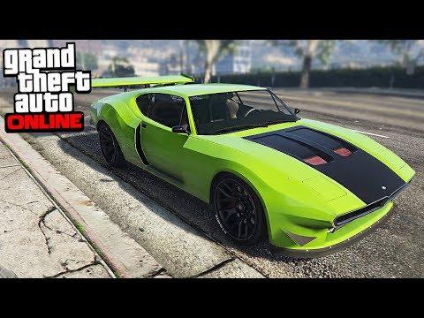 GTA Online - NEW FASTEST CAR (Lampadati Viseris)