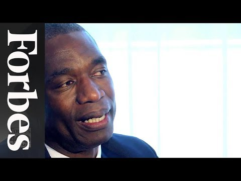 Dikembe Mutombo's Transition From Star Athlete To Philanthropist | Forbes