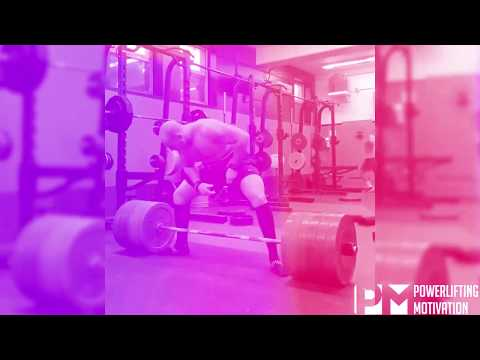 Powerlifting Motivation Mashup Show s1 ep7