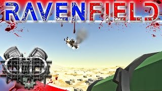 Ravenfield Gameplay : Beta 4 : Totally Accurate Battlefield Simulator! (PC Let's Play HD)