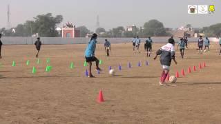 Football Training Circle Part 1 (Hindi) - ट्रेनिंग सर्कल भाग 1